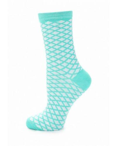 Бирюзовые носки Baon