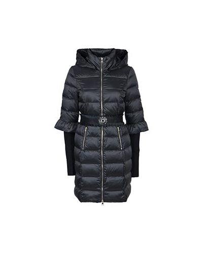 Куртка демисезонная черная Liu Jo