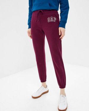 Спортивные брюки фиолетовые Gap