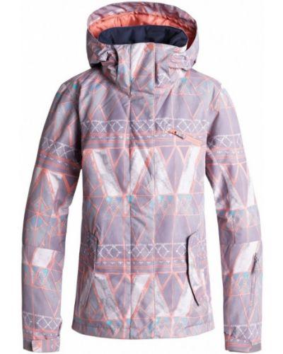 Серая куртка для сноуборда Roxy