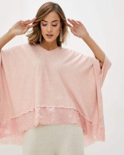 Розовый пуловер Care Of You