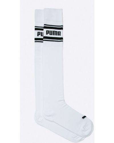 Белые носки Puma