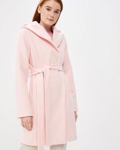 Пальто демисезонное розовое Adl