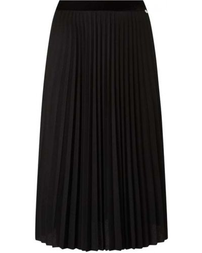 Spódnica plisowana - czarna Rich & Royal