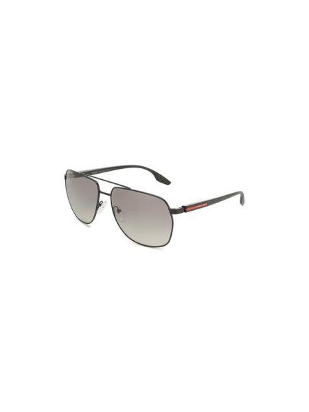 Комбинированные солнцезащитные очки с завязками Prada Linea Rossa