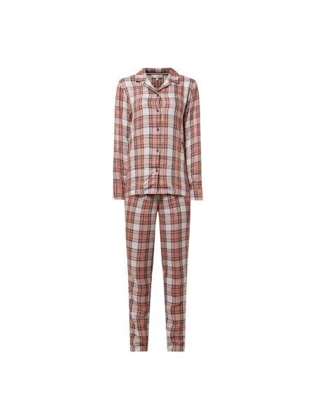 Piżama z długimi rękawami - różowa Tommy Hilfiger