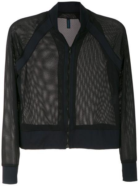 Черная куртка с манжетами Lygia & Nanny