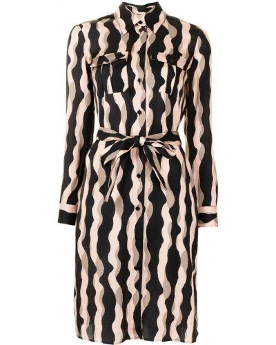 Платье макси длинное - черное Paule Ka