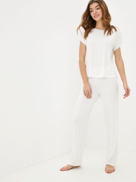 Пижамная белая пижама Luisa Moretti