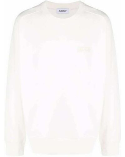 Biały sweter Ambush