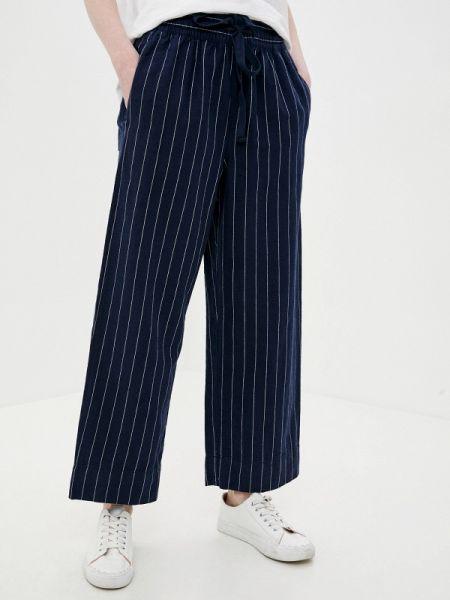 Свободные брюки расклешенные весенний Gap