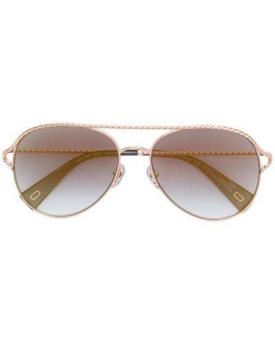 Солнцезащитные очки авиаторы Marc Jacobs Eyewear