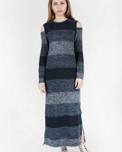 Платье весеннее синее Vergans