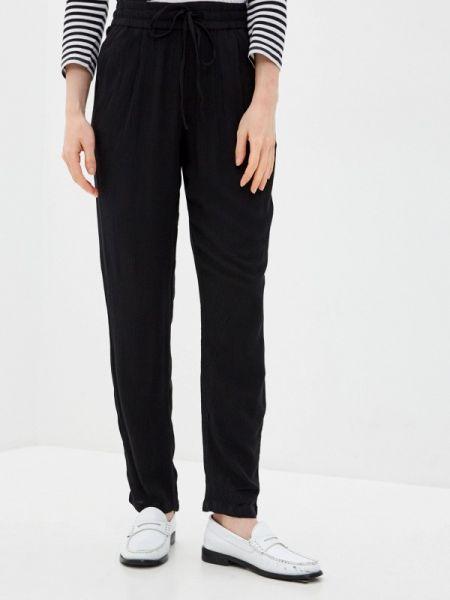 Черные брюки с воротником Marks & Spencer