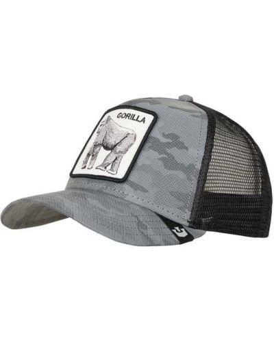 Czarna czapka z nylonu Goorin Bros