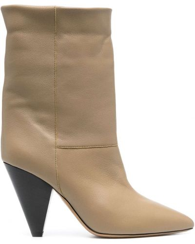 Ankle boots, beżowy Isabel Marant