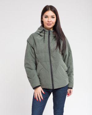 Куртка зеленая T.ycamille
