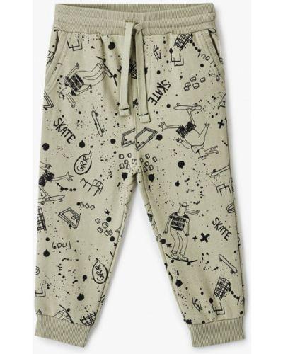 Спортивные брюки хаки Sela