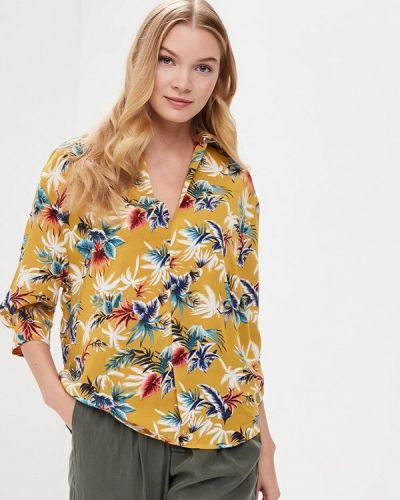 Желтая блузка Sweewe