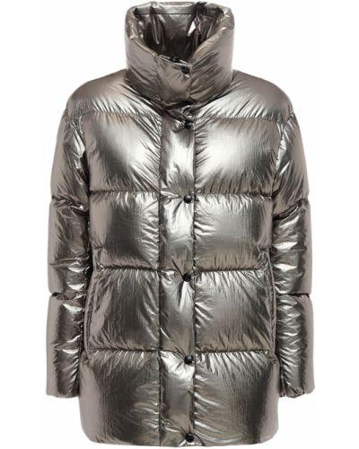 Пуховая куртка с воротником с карманами Duvetica