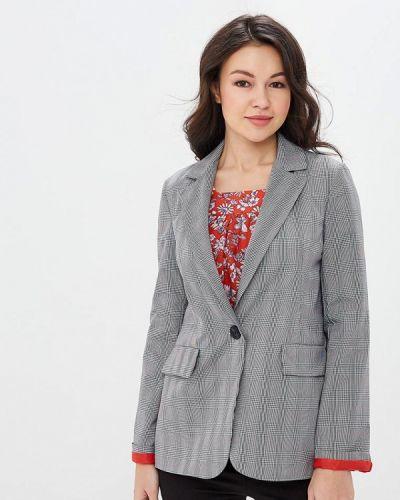 Пиджак серый итальянский Miss Miss By Valentina
