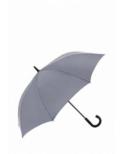 Зонт зонт-трости серый Fulton