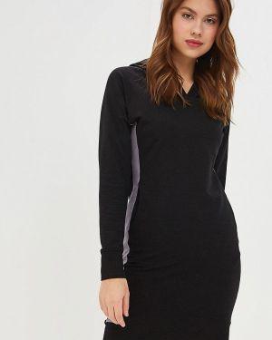 Платье платье-сарафан черное Sitlly