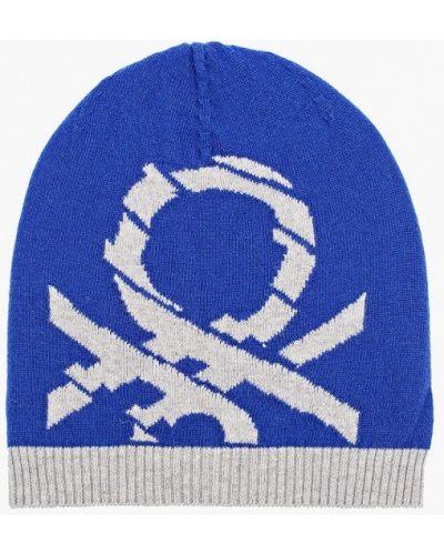 Синяя шапка United Colors Of Benetton
