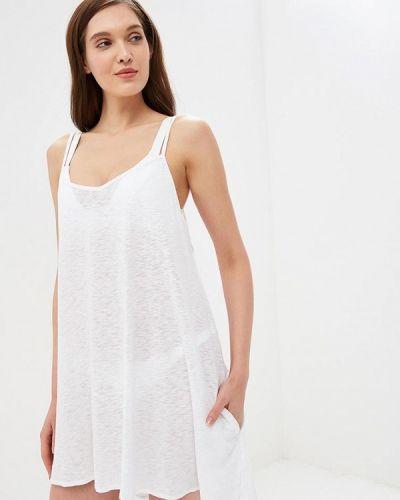 Пляжное платье - белое Vitamin A