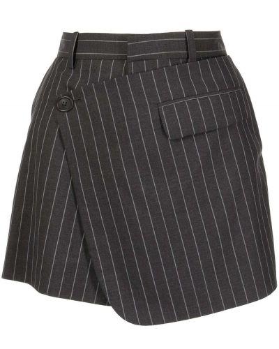 Юбка шорты - черная Monse