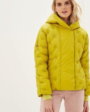 Утепленная куртка - желтая D`imma