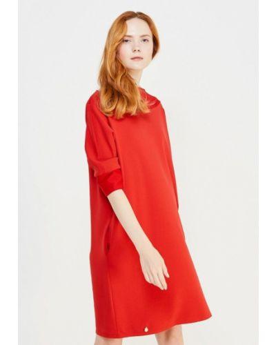 Повседневное платье польское осеннее Makadamia