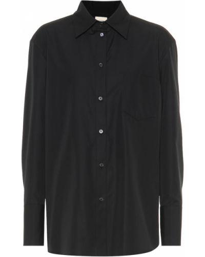 Черная рубашка Tod's