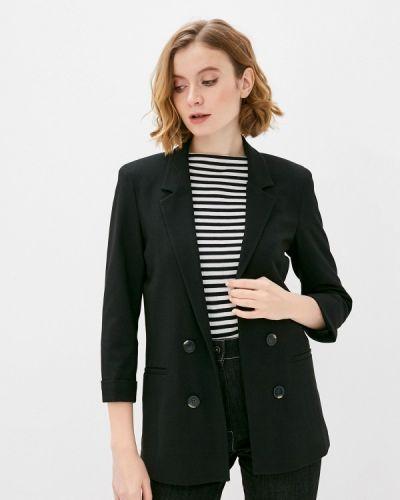 Черный пиджак Defacto
