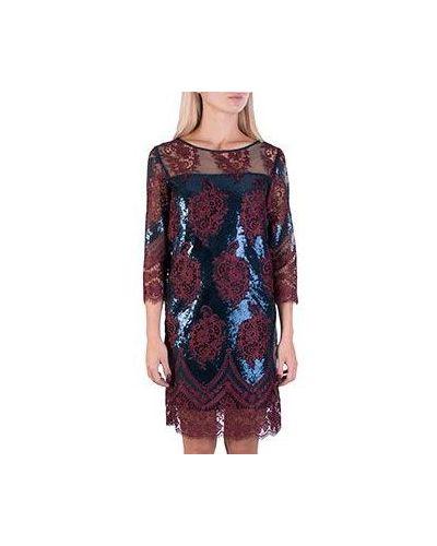 Вечернее платье с пайетками Patrizia Pepe