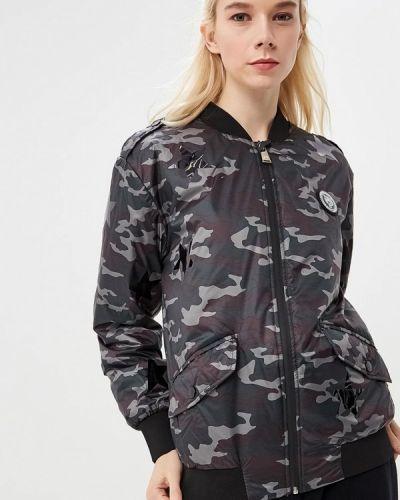 Утепленная куртка демисезонная осенняя Plein Sport