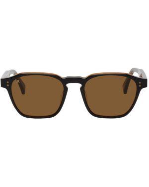 Солнцезащитные очки для зрения черные Raen