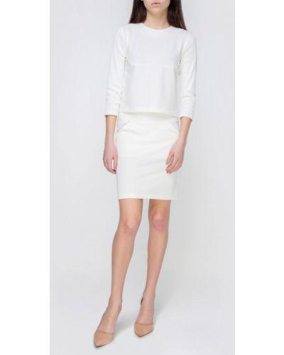 Белый костюм Vergans