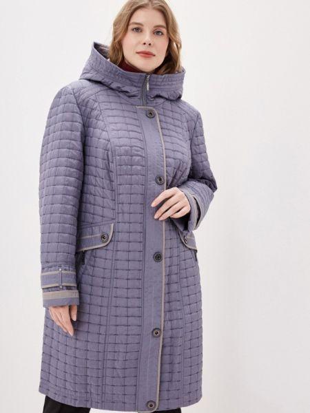 Теплая синяя утепленная куртка Montserrat