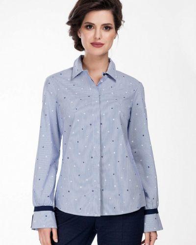 Рубашка - голубая Femme