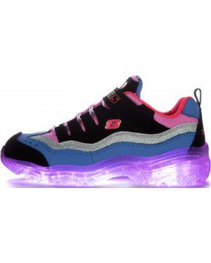 Кроссовки с подсветкой Skechers