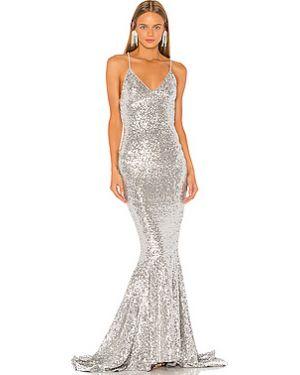 Вечернее платье платье-русалка Norma Kamali