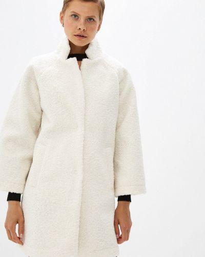 Пальто белое осеннее Perfect J