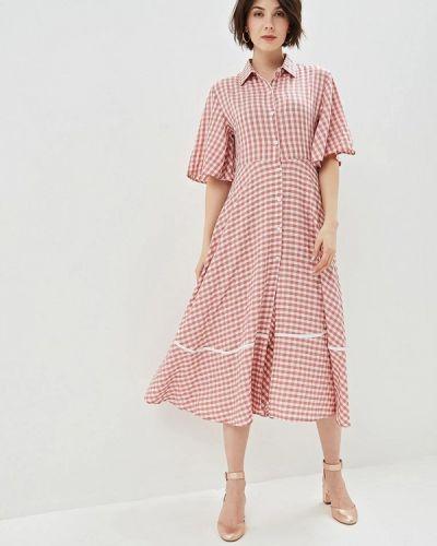 Платье розовое платье-рубашка Sister Jane