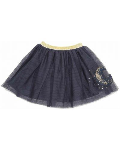 Niebieska spódnica Billieblush