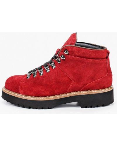 Красные ботинки Lamania