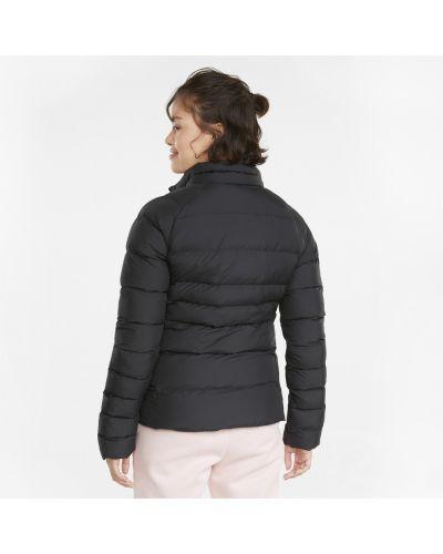 Стеганая куртка - черная Puma