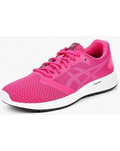 Кроссовки розовый Asics