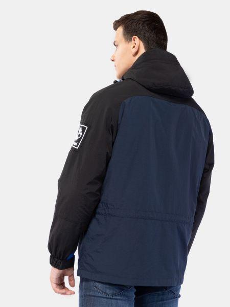 Куртка с капюшоном на молнии с воротником Timberland