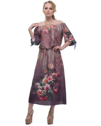 Платье с поясом платье-поло шелковое Петербургский Швейный Дом